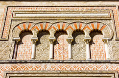 Mosque-Cathedral in Cordoba Stock Image