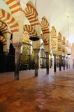 Mosque Cathedral of Cordoba. Stock Photos