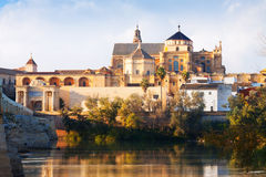 The Mosque-cathedral of Cordoba. Andalusia, Spain Stock Photos