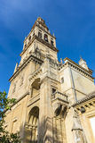 Mosque Cathedral of Cordoba in Andalusia, Spain Stock Images