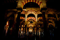 Mosque-Cathedral of Cordoba Stock Photo