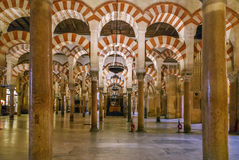 Mosque Cathedral of Cordoba, Spain. Mosque Cathedral of Cordoba also known as the Great Mosque of Cordoba  is regarded as one of the most accomplished monuments Stock Photo
