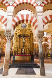 Mosque-cathedral of Cordoba, Spain Royalty Free Stock Image