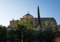 Mosque-Cathedral of Cordoba in Spain Stock Photography
