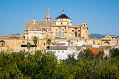 Mosque-Cathedral of Cordoba in Spain Stock Image