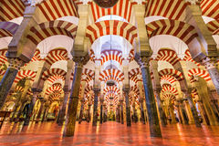 Mosque-Cathedral of Cordoba Royalty Free Stock Photo