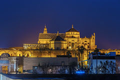 Mosque Cathedral of Cordoba, Spain Royalty Free Stock Photo