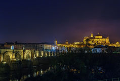 Mosque Cathedral of Cordoba, Spain Stock Photos
