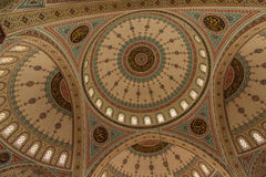 Mosque ceiling Royalty Free Stock Images