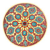 Mosque ceiling art Stock Image