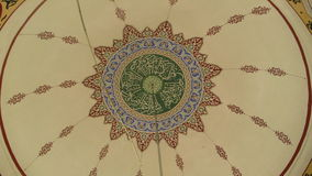 Mosque ceiling Royalty Free Stock Photos