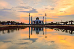 The mosque Stock Photography