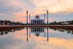 The mosque Royalty Free Stock Photo