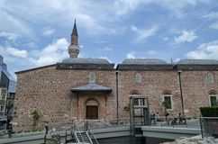 Mosque in centre of Plovdiv town Stock Photography