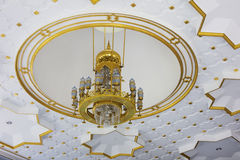 Mosque Chandelier Royalty Free Stock Photo