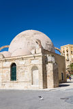 Mosque, Chania, Crete Stock Images