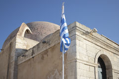 Mosque, Chania Royalty Free Stock Images