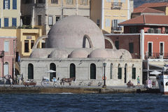 Mosque, Chania Royalty Free Stock Image