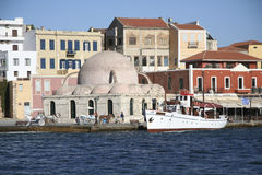 Mosque, Chania Stock Photography