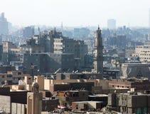 View of egypt cairo  Royalty Free Stock Photos