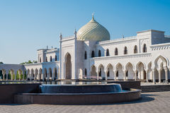 Mosque in the city of Bulgarians in Tatarstan Royalty Free Stock Photography