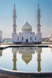 Mosque in the city of Bulgarians in Tatarstan Stock Photo