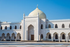 Mosque in the city of Bulgarians in Tatarstan Royalty Free Stock Images