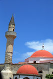 Mosque in the city of Kos Stock Photography