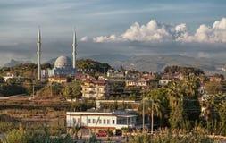 Mosque Colakli Stock Photo