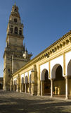Mosque of Cordoba Stock Photography