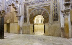 Mosque of Cordoba Stock Photos