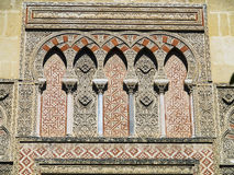 Mosque, Cordoba. Detail of Mosque, Cordoba, Andalusia, Spain Royalty Free Stock Photography