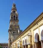 Mosque of Cordoba 3 Royalty Free Stock Photo