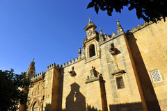 Mosque of Cordoba, Andalusia, Spain Stock Photography