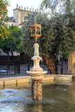 Mosque of Cordoba Cathedral. Royalty Free Stock Photo