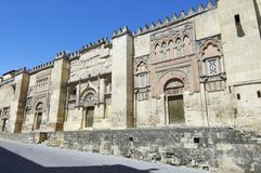 Mosque of Cordoba Royalty Free Stock Photo