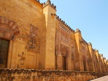 Mosque in Cordoba, Spain Royalty Free Stock Image