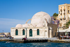 Mosque, Crete Stock Photography