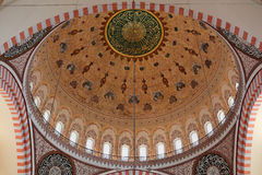 Mosque Cupola, Istanbul Stock Photo