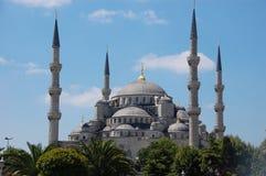 Mosquée d'Ahmed de sultan, Istanbul Turquie Photos stock