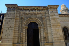 Mosquée de Juma, Bakou, Azerbaïdjan Images stock