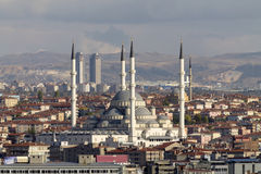 Mosquée de Kocatepe Image stock