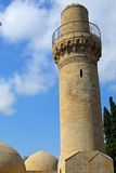 Mosquée de Shirvan Shah, Bakou, Azerbaïdjan Images stock