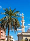 Mosque in Deira district of Dubai Stock Photography