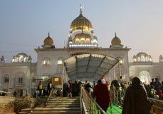 Mosque, Delhi, India 2013 Stock Image
