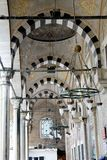 Mosque. Detailed close look at the cami royalty free stock photos