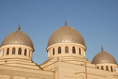 Tashkent. Mosque Djuma in middle asia Stock Photos