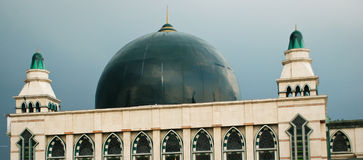 Mosque Dome Royalty Free Stock Images