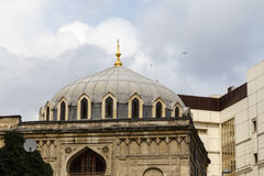 Mosque dome, Istanbul, Turkey. Stock Photography