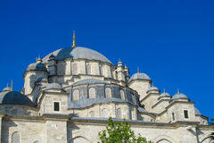Mosque domes Royalty Free Stock Image